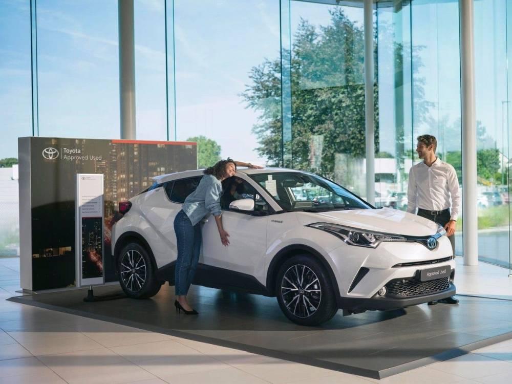 Toyota Minősített Használt